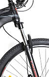 "Велосипед Crosser Raptor 29"" х17""(21S) Гидравлика, фото 8"