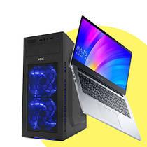 Ноутбуки і комп'ютери