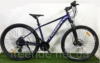 Найнер Велосипед Crosser Ultra 29 (17) гидравлика + Shimano