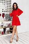 Короткое платье женское трикотаж, фото 3