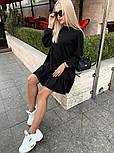 Короткое платье женское трикотаж, фото 6