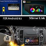 "IMars 10.1"" 2DIN авто Магнітола Android 8.1, GPS, WIFI, Bluetooth + камера заднього виду, фото 6"