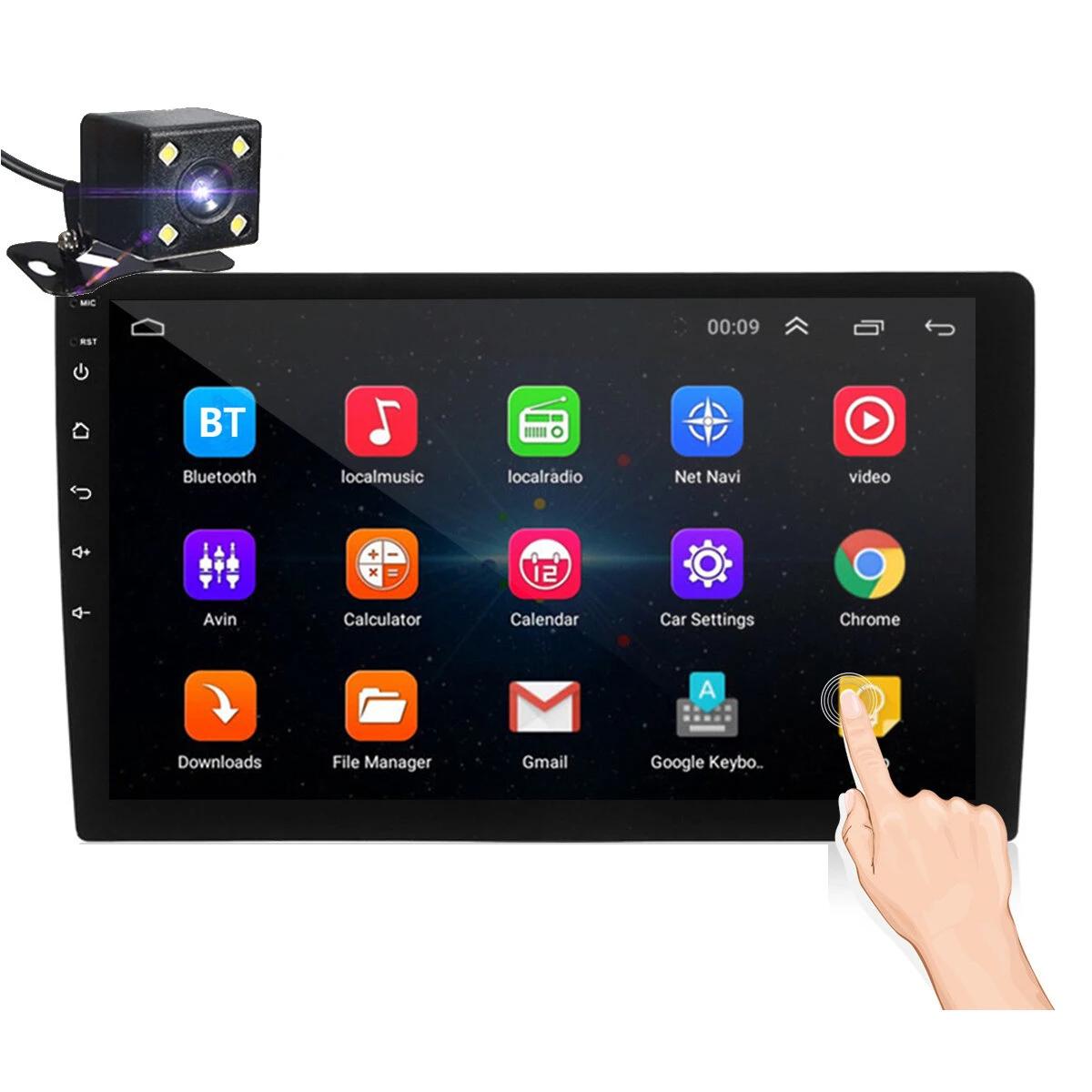 "IMars 10.1"" 2DIN авто Магнітола Android 8.1, GPS, WIFI, Bluetooth + камера заднього виду"