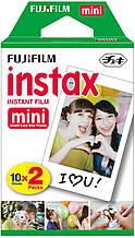 Фотобумага для камеры Fujifilm Instax Mini Color film 20 sheets (16567828)