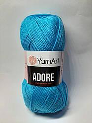 Пряжа Adore YarnArt anti pilling (анти пілінг акрил)