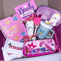 """Подарочный набор для девочки девушки """"Princess Box"""""""