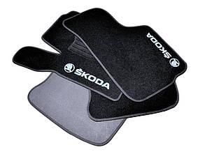 Килимки LUX для SKODA OCTAVIA 1997-2009