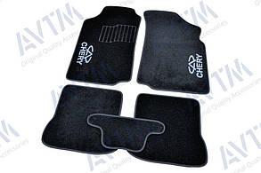 Текстильные автомобильные коврики LUX для CHERY AMULET 04-