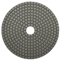 Алмазный гибкий полировальный шлифовальный круг черепашка 125*500