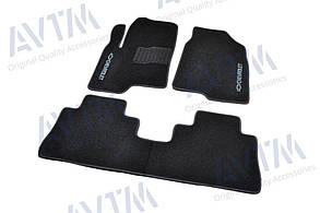 Текстильні килимки LUX для CHEVROLET CAPTIVA