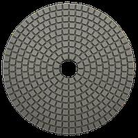 Алмазный гибкий полировальный шлифовальный круг черепашка 125*50