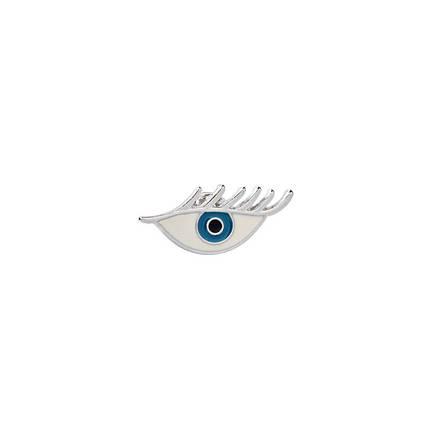 Значок металлический Пин Pin City-A Глаз с ресницей №1838, фото 2