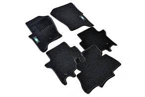 Текстильні автомобільні килимки LUX для LAND ROVER DISCOVERY 3