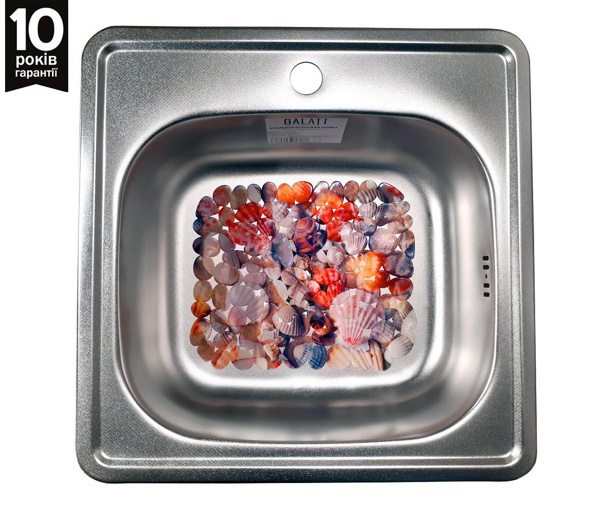 Кухонна мийка Galati (Eko) Fifika Textura
