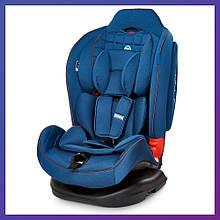 Детское автокресло от 0-7 лет, группа 0+/1-2 El Camino Talisman ME 1065 Blue синие