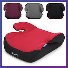 Автомобильное кресло-бустер для детей от 4 года до 12 лет группа 3 Bambi M 2784 Mix