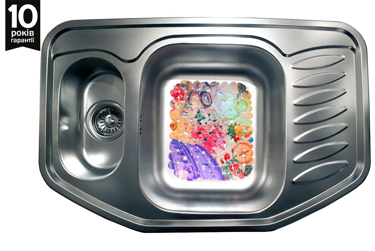 Кухонная мойка Galati Rampa 1.5C Textura