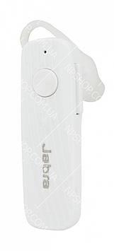 Bluetooth Гарнитура Jabra белая (Микс)
