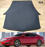 Килимки ЄВА в багажник Acura TLX '14-20