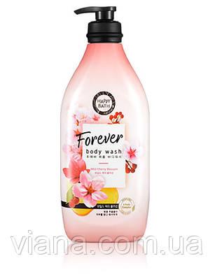 Гель для душа Happy Bath Forever Perfume Wild Cherry Blossom 900 грамм