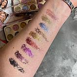 Глиттерные тіні для повік DoDo Girl Starry Palette 10 кольорів, фото 2