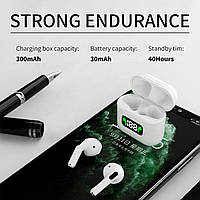 Наушники Air PRO 8 TWS Bluetooth Touch +Pop Up