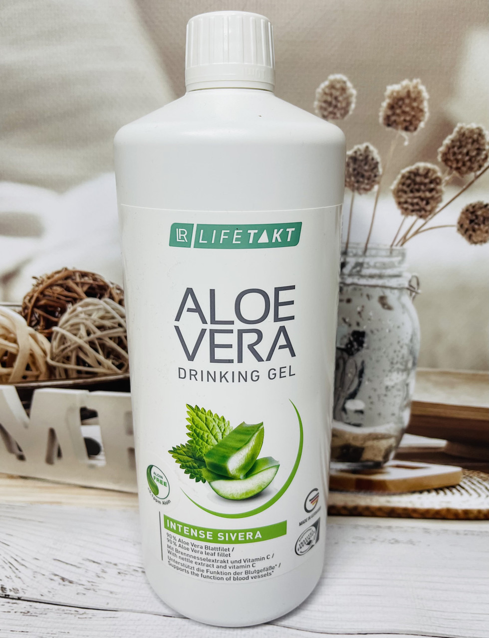 Питьевой алоэ для кровоносной системы Aloe Vera
