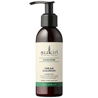 Очищающий питательный крем для сухой кожи Sukin Cream Cleanser 125 мл