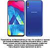 """Чохол зі стразами силіконовий прозорий протиударний TPU для Samsung M10 M105F """"DIAMOND"""", фото 2"""