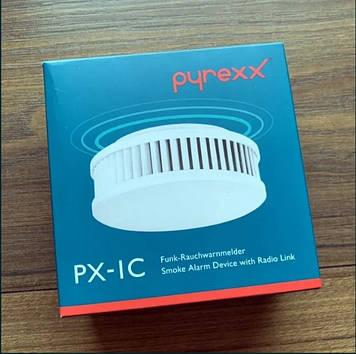 Беспроводной датчик (индикатор) дыма Pyrexx PX-1C