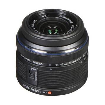 Объектив Olympus M.Zuiko Digital 14-42mm f/3.5-5.6 II R