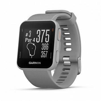 Смарт-часы Garmin Approach S10 Golf Watch темно-серый
