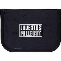 Пенал без наповнення Kite Education FC Juventus JV21-622, 1 відділення, 2 одвороту