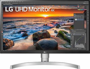"""Монитор 27"""" LG 27UN83A-W (3840X2160)"""