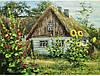 """Набір алмазної мозаїки """"сільський будиночок"""""""