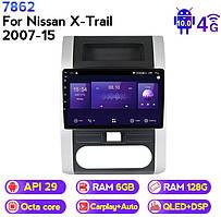 Штатна магнітола ECOBOOST FFT760Q-1160 NISSAN X-TRAIL 2008-2012