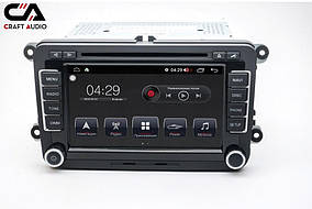 "Штатна магнітола CraftAudio CA-6100 7"" Skoda PQ DesignClassic"