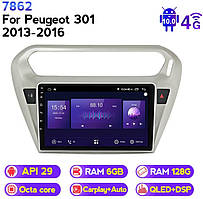 Штатна магнітола ECOBOOST FFT760Q-1306 Peugeot 301