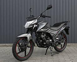 Мотоцикл Lifan LF150-2E Графітовий матовий Dark Steel