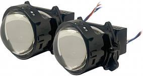 Світлодіодні BI-LED лінзи TORSSEN CHIP8 12-24V