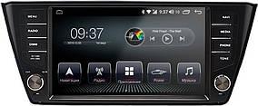 Штатна магнітола AudioSources T200-820S Skoda Fabia 2015