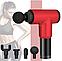 Перкусионный мышечный массажер Fascial Gun CY-801 6 скоростей, фото 2