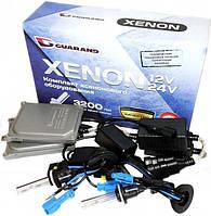 Комплект ксенону Guarand Canbus v2 H27 5000K 35W 12V (з обманкою)