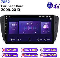 Штатна магнітола ECOBOOST FFT740Q-1055 SKODA Seat Ibiza