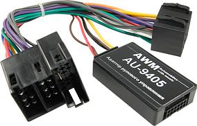 Адаптер кнопок на кермі для Audi A2, A3, A4, A6, A8 AWM AU-9405