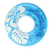 Надувной круг Intex 91см 59251 Синий