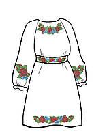 Заготовка платья для девочк