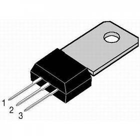 Тиристор 2P4M, 2A, 400V TO-202