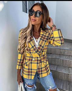 Женский стильный пиджак. Размеры: С м хл. Турция.