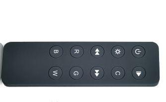 Пульт SR-2819T 1 зона 4 канала LED контроллера SR-1009xx SUNRICHER 7395